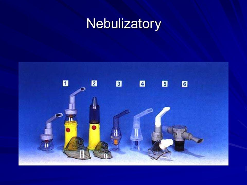 Nebulizatory
