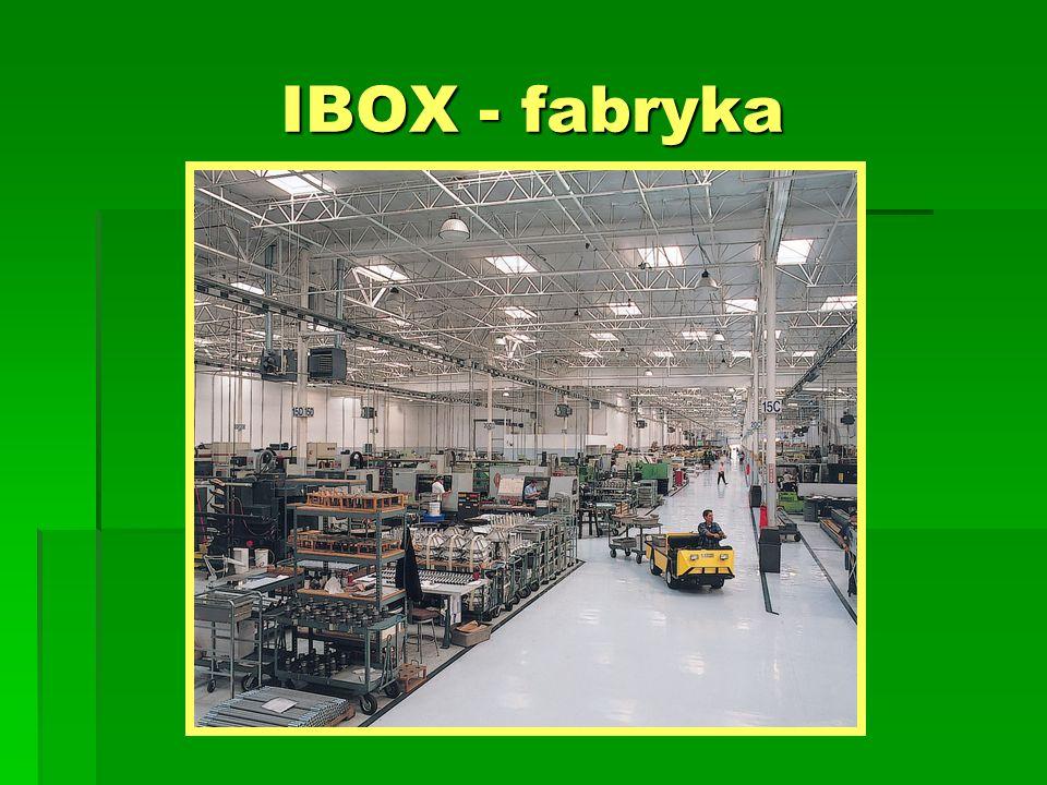 IBOX - fabryka