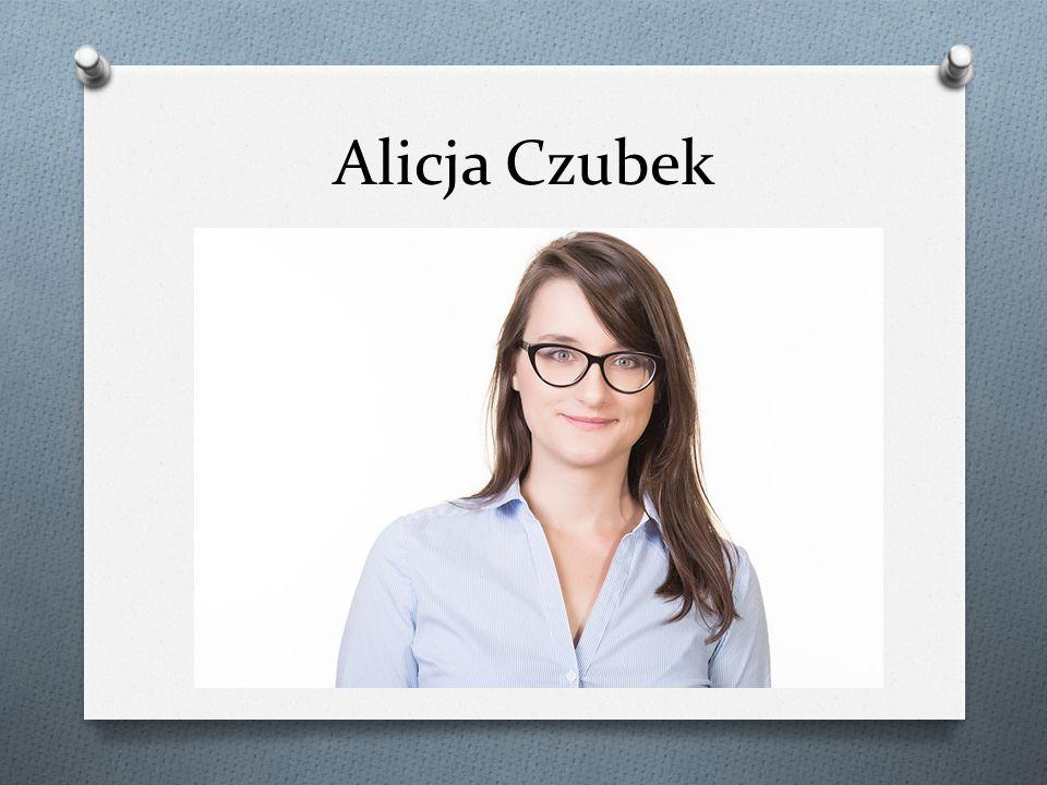 Alicja Czubek