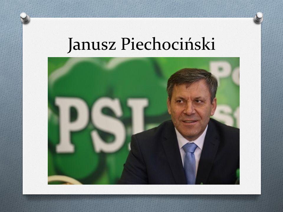 Janusz Piechociński