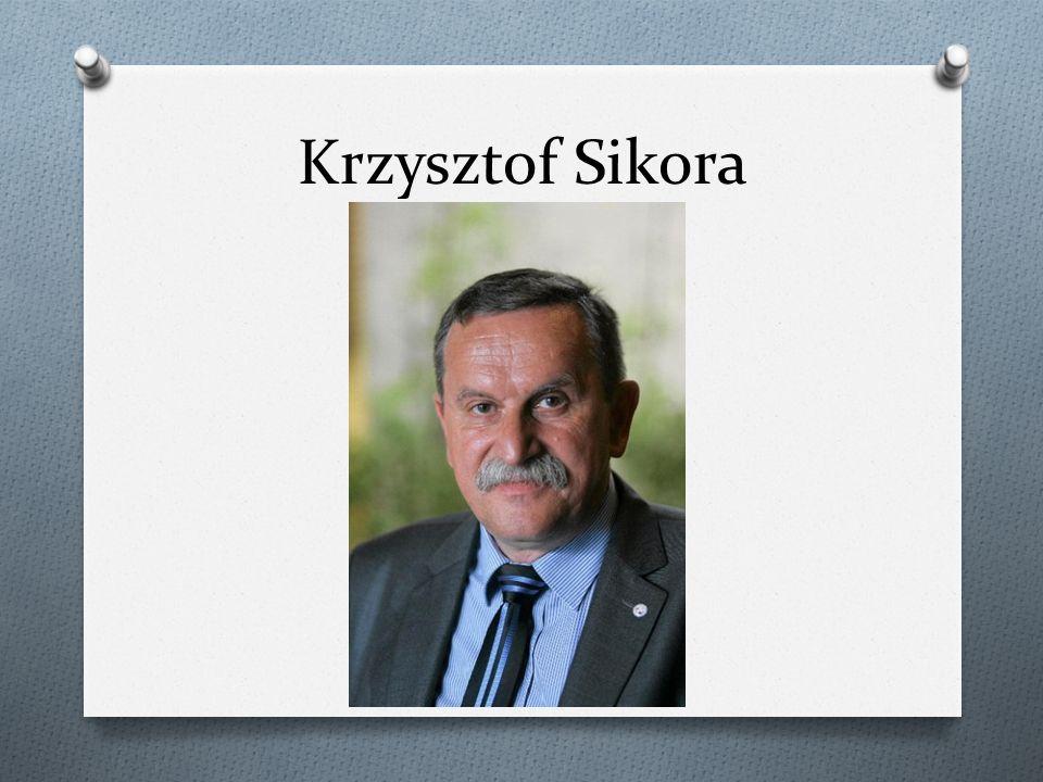 Krzysztof Sikora