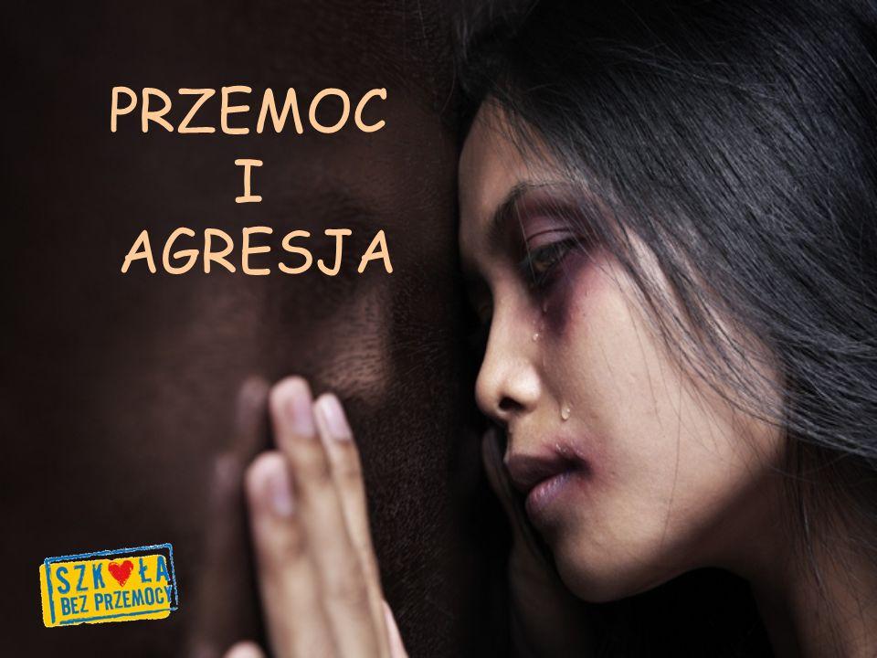 Przemoc narusza podstawowe prawo każdego człowieka – prawo do życia w poczuciu bezpieczeństwa.