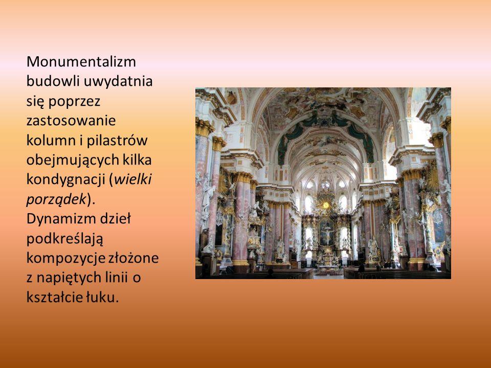 Prekursorem architektury barokowej był Michał Anioł – mistrz renesansu.