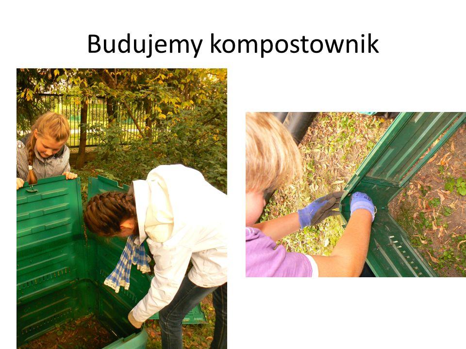 Budujemy kompostownik