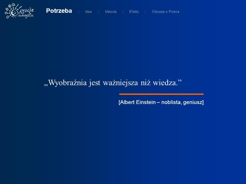 """""""Odyseja to nie konkurs, to sposób życia! [Zuzia Gołębska – uczestniczka] w w w."""