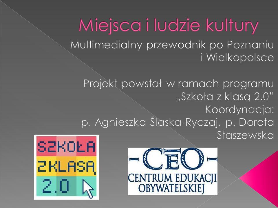 Od 6 czerwca 2011r.Poznań posiada Skwer im.