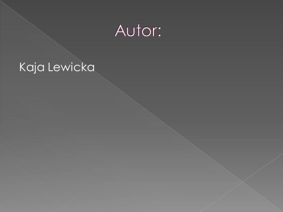 Kaja Lewicka