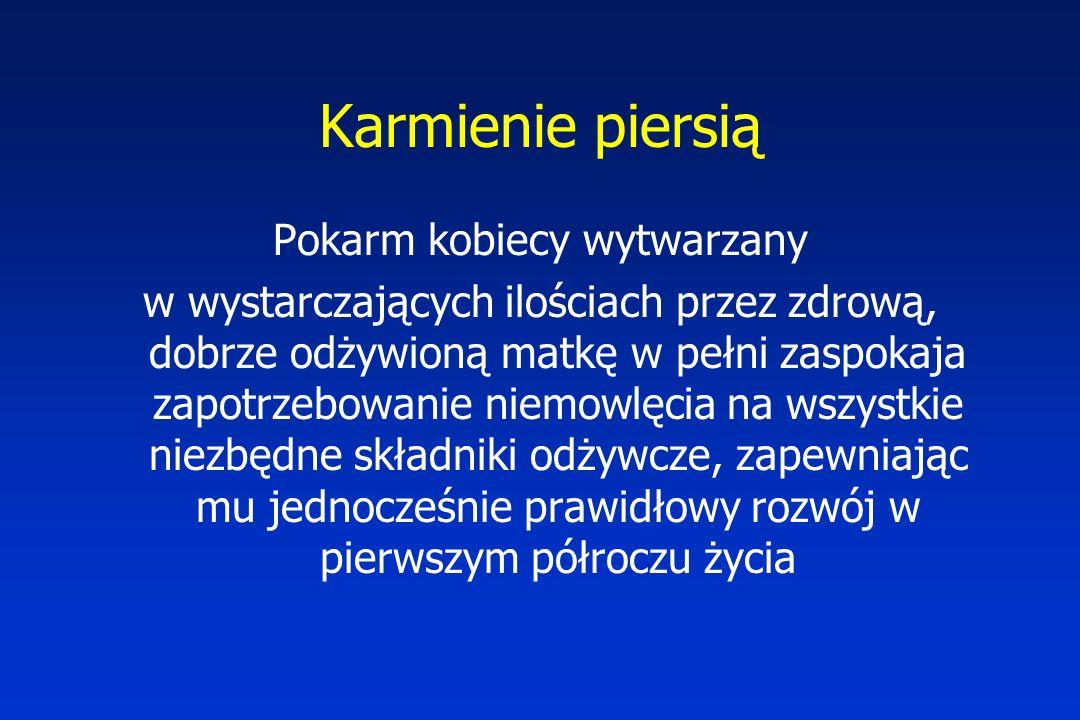 Fizjologia laktacji Jak powstaje pokarm.