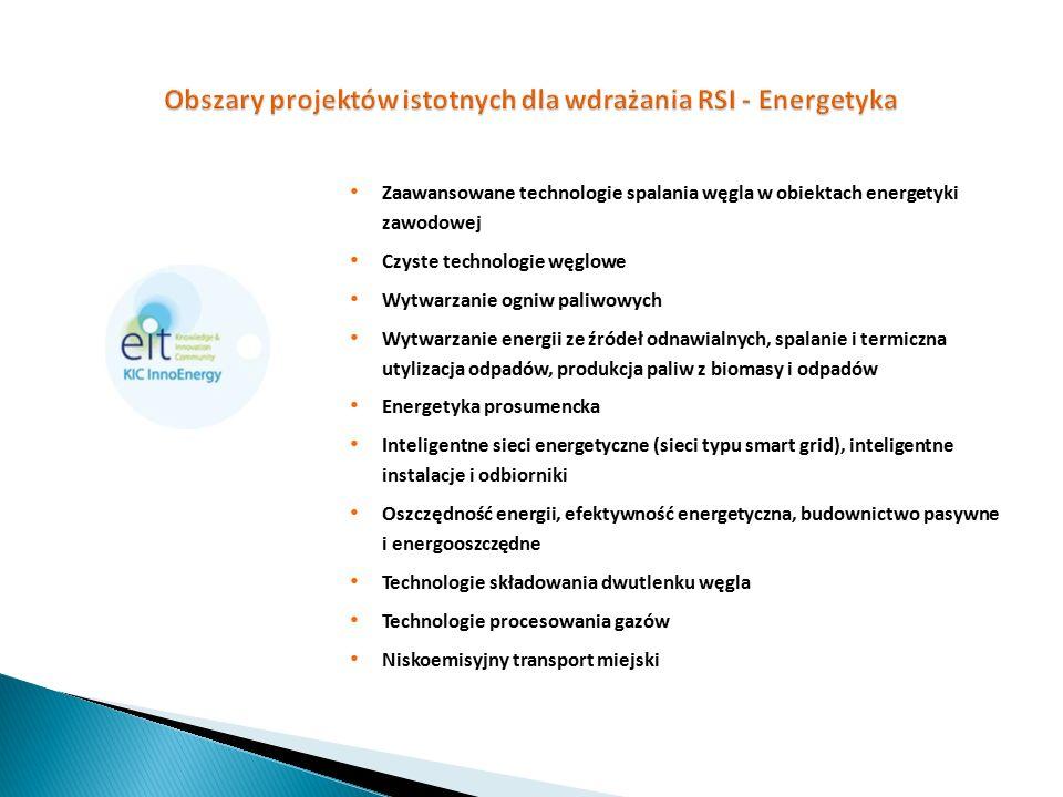 NazwaRok powstaniaKoordynator klastraSektor/ branża Priorytetowe obszary technologiczne regionu zgodnie z PRT WŚL 2010- 2020 Innowacyjny Śląski Klaster Czystych Technologii Węglowych 2006 Główny Instytut Górnictwa energetyka, górnictwo Technologie dla energetyki i górnictwa Klaster Technologii Energooszczędnych EURO- CENTRUM 2007 Park Naukowo- Technologiczny Euro- Centrum Sp.