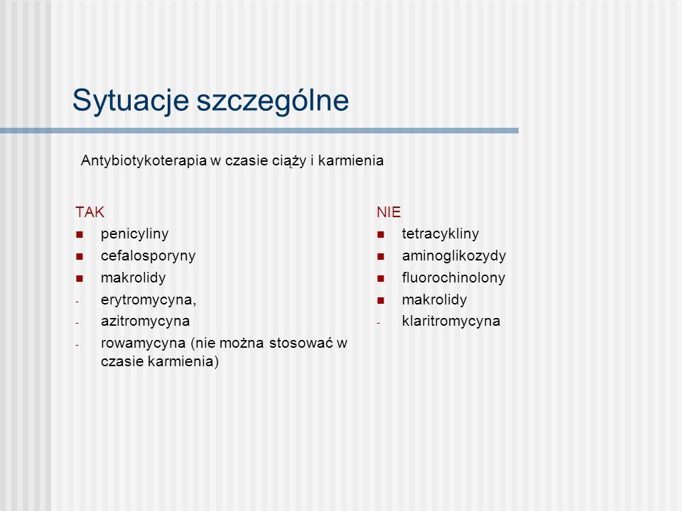 Makrolidy Działanie immunomodulujące -  produkcji i aktywności cytokin prozapalnych (IL-1, IL-6, IL-8, TNF-  ) - hamują migrację i zmniejszają adhezję neutrofili do nabłonka dróg oddechowych (też  apoptozy) - zmniejszają produkcję śluzu (  objętości wydzieliny w drogach oddechowych) Próby przewlekłego stosowania - bronchiolitis obliterans - mukowiscydoza - rozstrzenie oskrzeli - astma - POChP PERSPEKTYWY Nowe makrolidy o mniejszych właściwościach bakteriostatycznych i większych immunomodulacyjnych