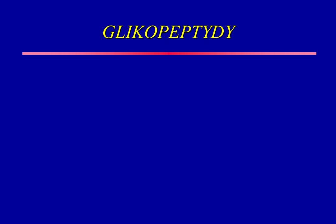 GLIKOPEPTYDY