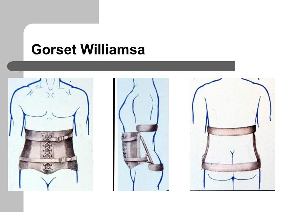 Gorset Williamsa
