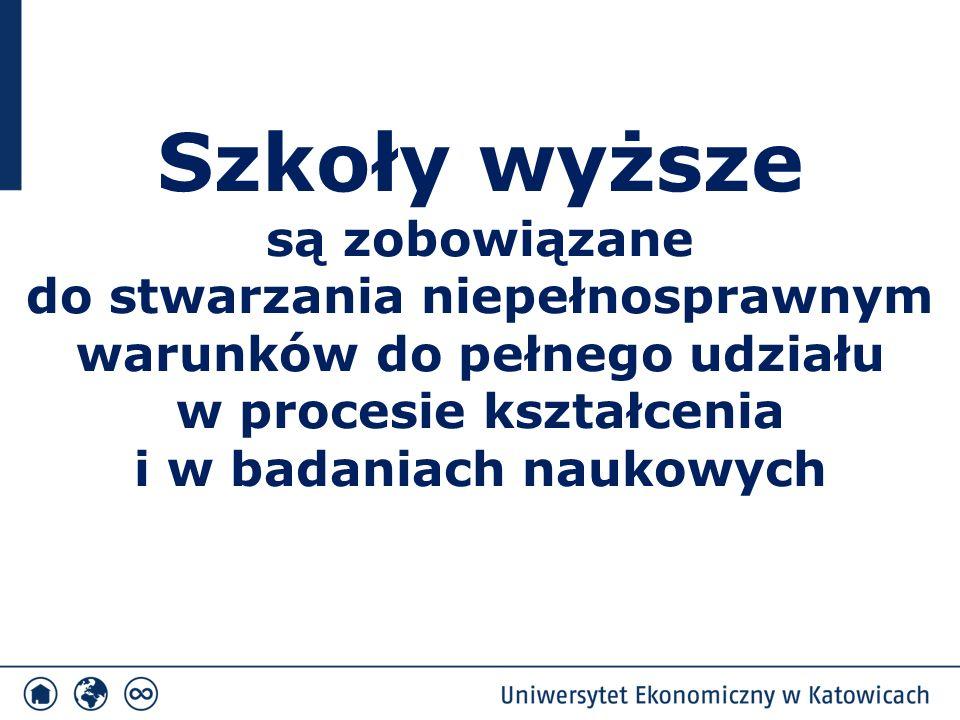 Załącznik nr 1 do Uchwały nr 24/2011/2012 Senatu Uniwersytetu Ekonomicznego w Katowicach Regulamin studiów w Uniwersytecie Ekonomicznym w Katowicach Art.
