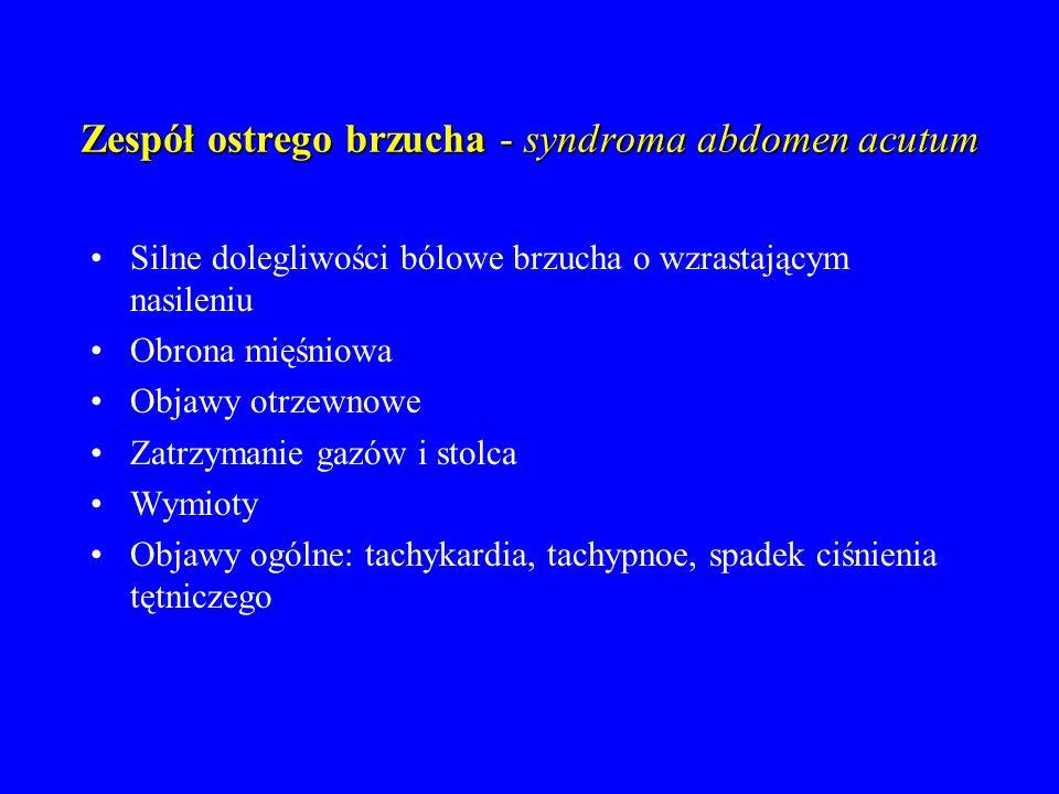 Zmiany w organizmie kobiety ciężarnej Obniżenie napięcia mięśni gładkich niektórych narządów –hipotonia jelit - zaparcia –hipotonia dróg żółciowych - zastój żółci –hipotonia dróg moczowych - zastój moczu Osłabienie odporności Zwiększenie dynamiki procesu zapalnego Zmiany w topografii narządów jamy brzusznej (w II połowie ciąży objawy bardziej nasilone - powiększona macica utrudnia proces naturalnego ograniczania procesu zapalnego przez sieć lub jelita)
