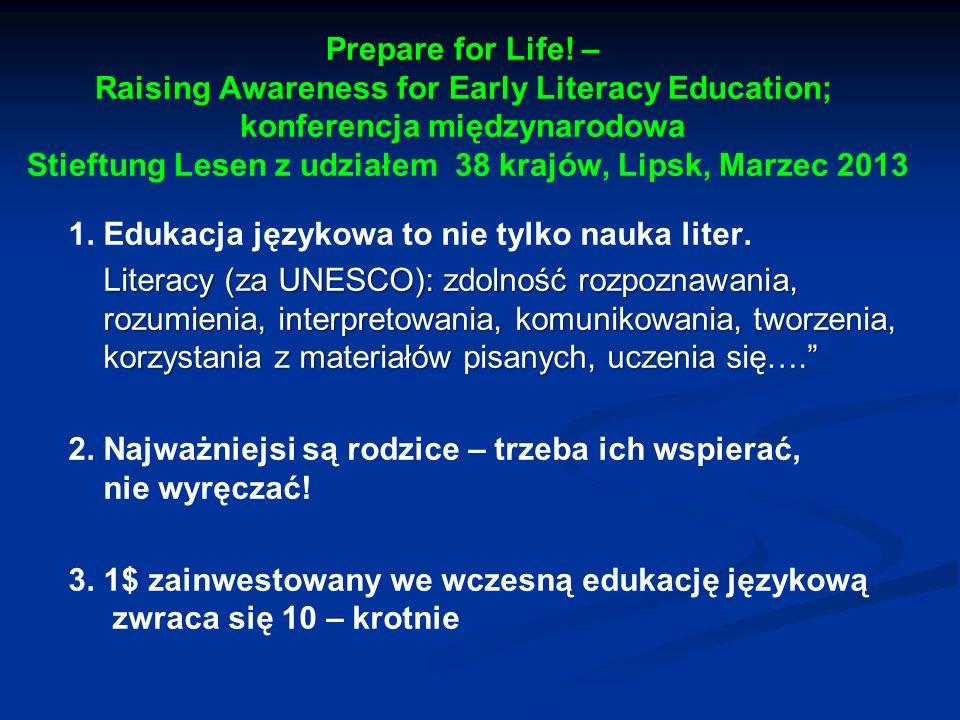 Prepare for Life.