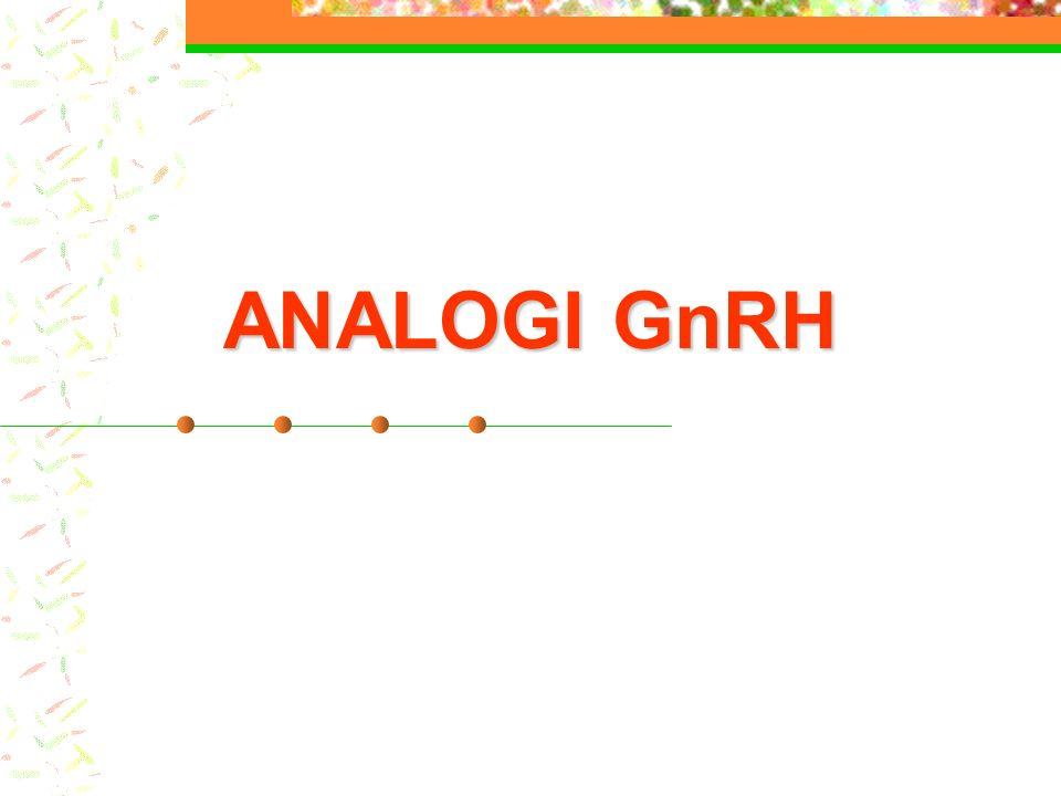 ANALOGI GnRH