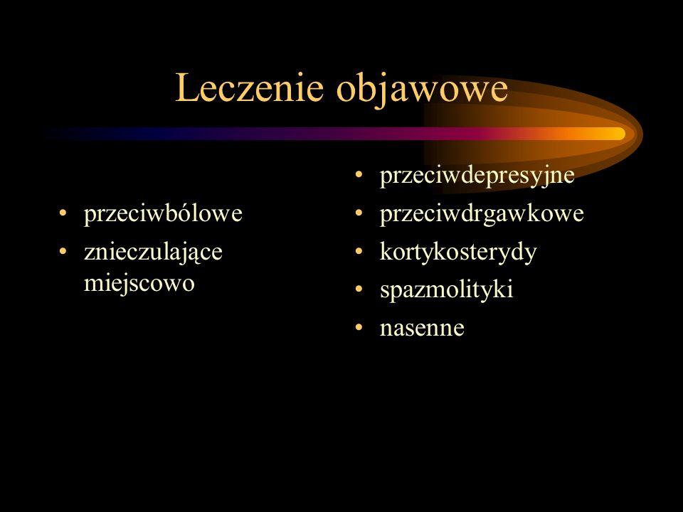 Bóle w podbrzuszu - przyczyny Podrażnienie lub uszkodzenie nerwów przez: urazy okołooperacyjne nacieki zapalne lub nowotworowe nie znane
