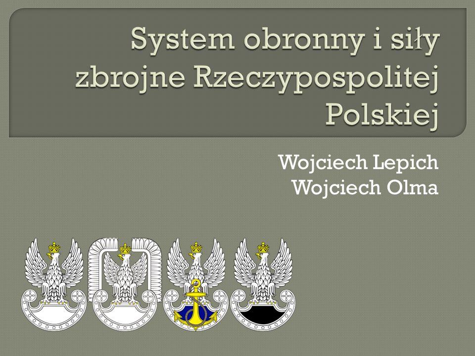  Rzeczpospolita Polska dla zapewnienia realizacji inte-resów narodowych i celów strategicznych w dziedzinie bezpiecze ń stwa organizuje i rozwija zintegrowany system bezpiecze ń stwa narodowego.
