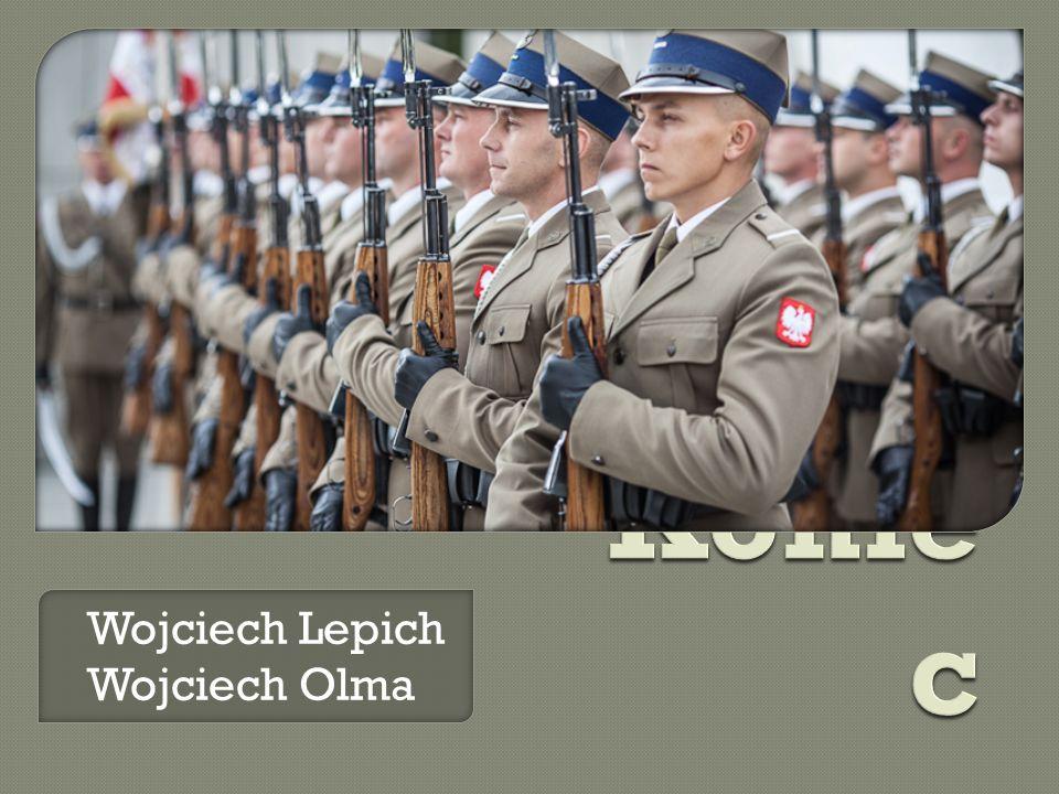 Wojciech Lepich Wojciech Olma