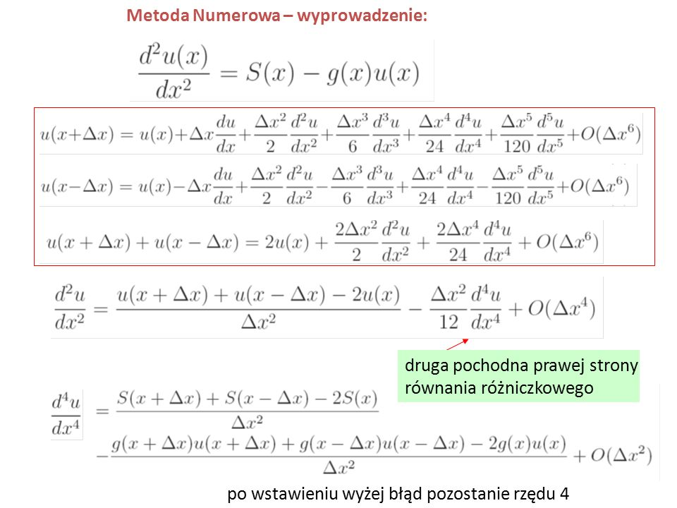 może wykorzystać wielopunktowy iloraz różnicowy do rozwiązania problemu Cauchy .