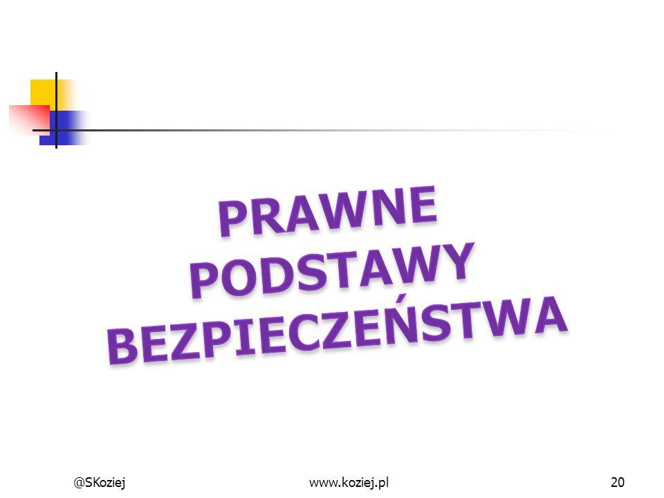 @SKoziejwww.koziej.pl20