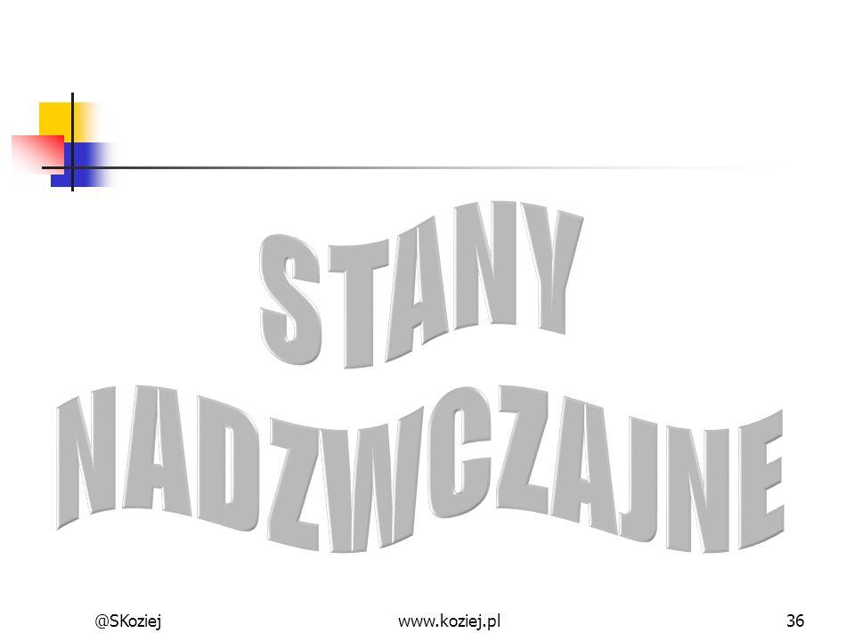 @SKoziejwww.koziej.pl36