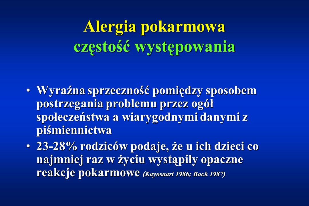 Częste przyczyny przewlekłej biegunki Alergia pokarmowa Leki (antybiotyki, leki przeczyszczające, chemioterapia) Czynniki dietetyczne (sorbitol, niedo