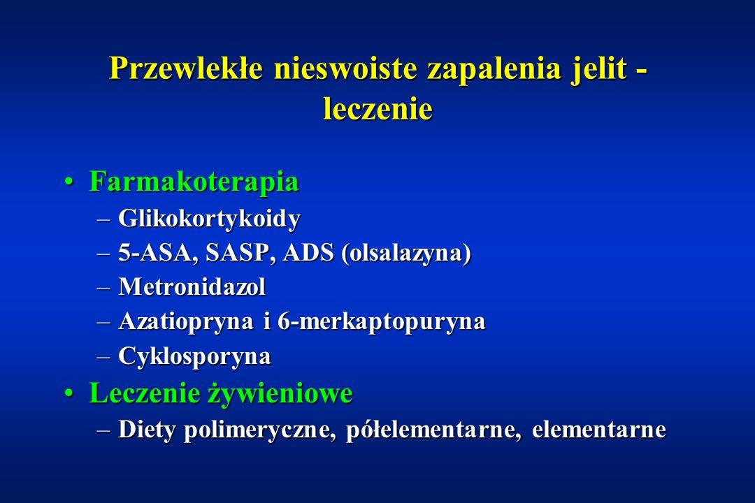 Colitis ulcerosa i ch. Crohna