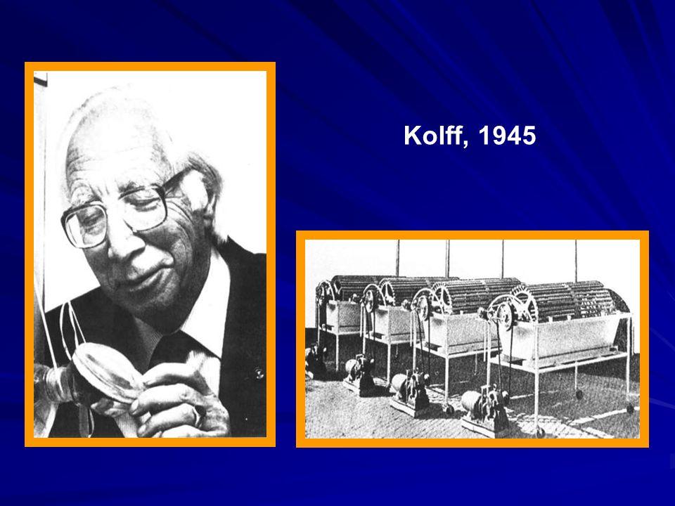Kolff, 1945