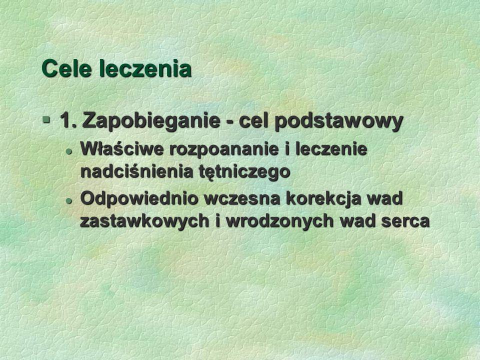 Cele leczenia §2.