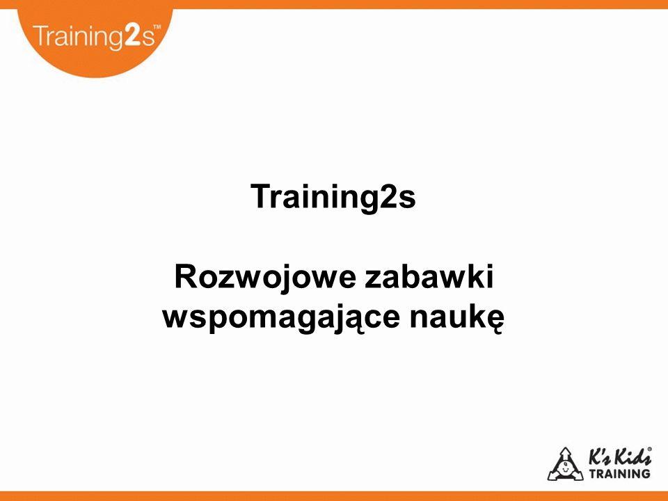 Training2s Rozwojowe zabawki wspomagające naukę