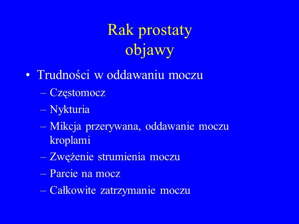 Rak jądra leczenie po orchidektomii NasieniakiNienasieniaki radioterapia i/lubchirurgia i/lubchemioterapia