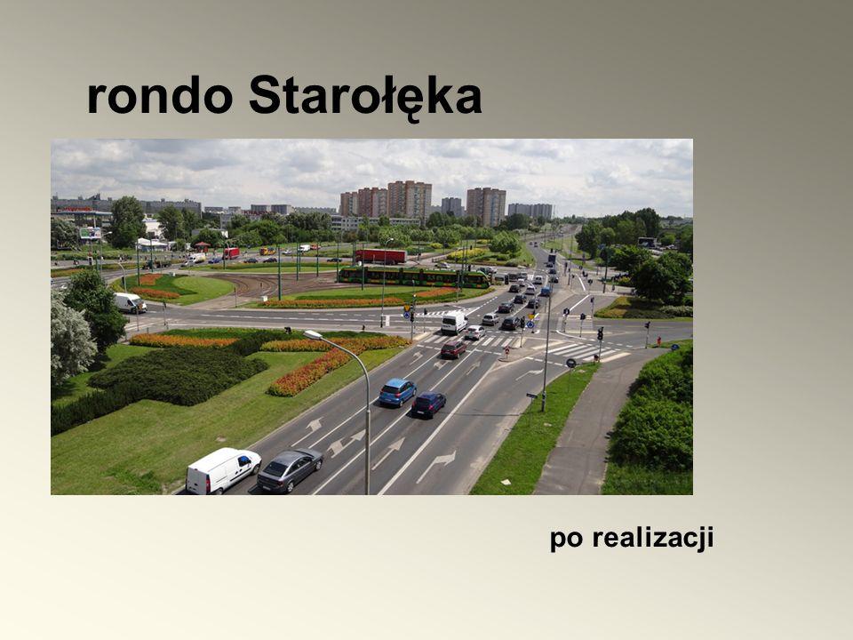 po realizacji rondo Starołęka