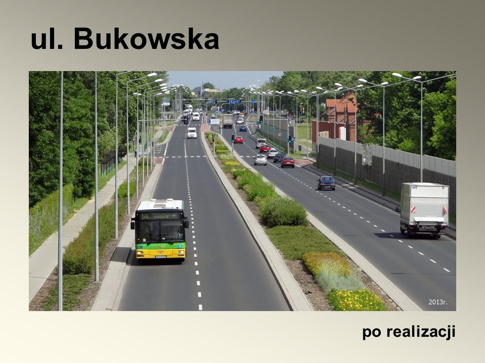ul. Bukowska