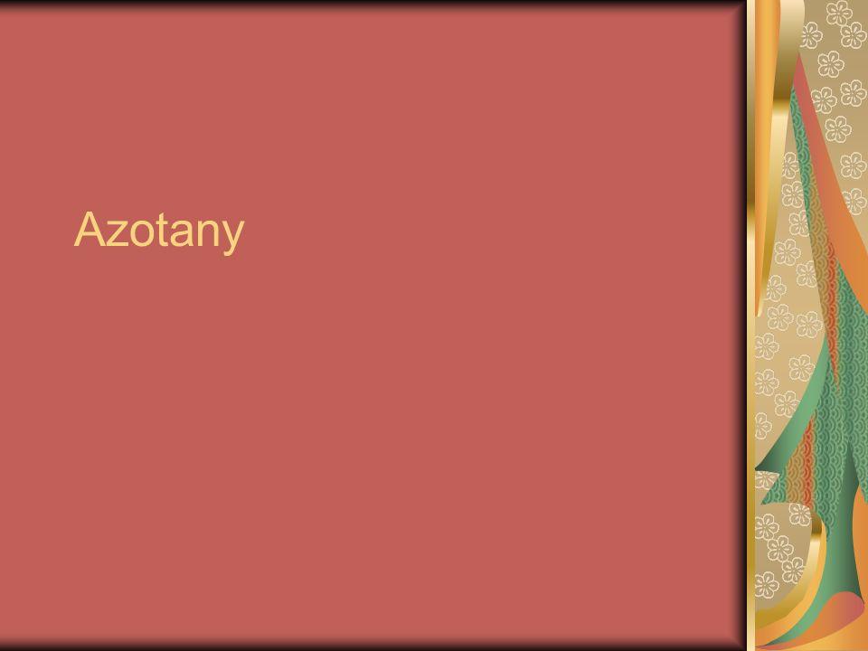 Działanie Organiczne estry kwasu azotowego i azotawego- donory tlenku azotu Rozszerzają naczynia krwionośne- żylne i tętnicze Działają antyagregacyjnie