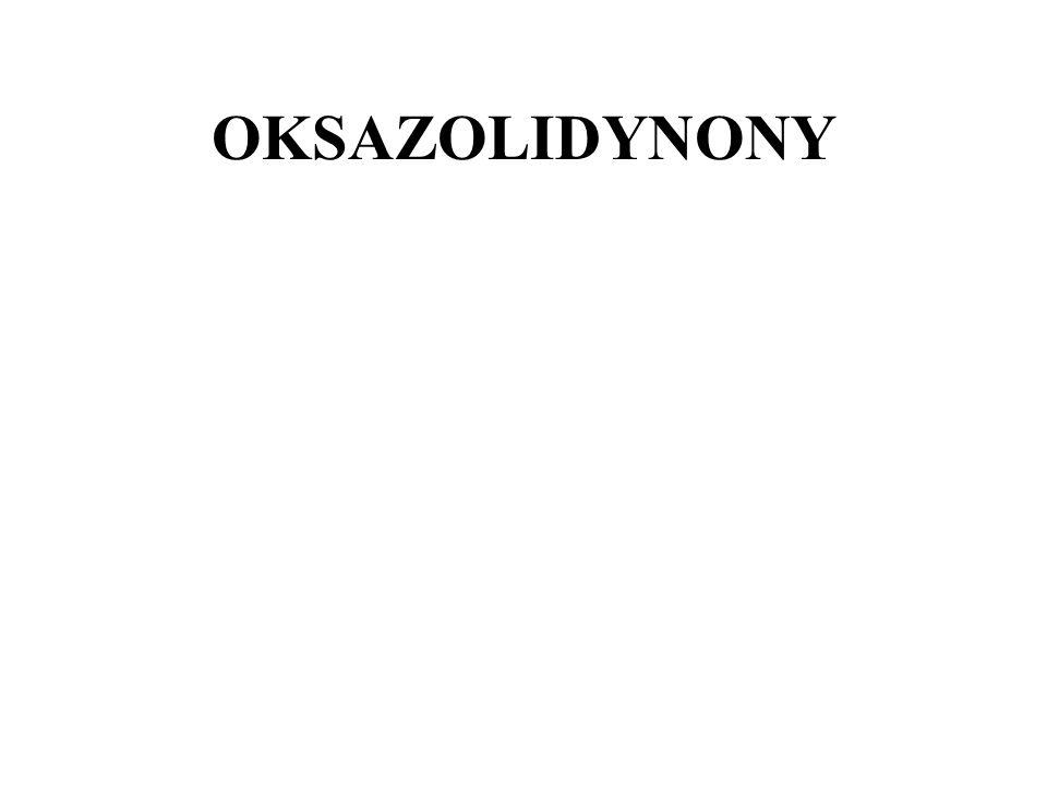 OKSAZOLIDYNONY