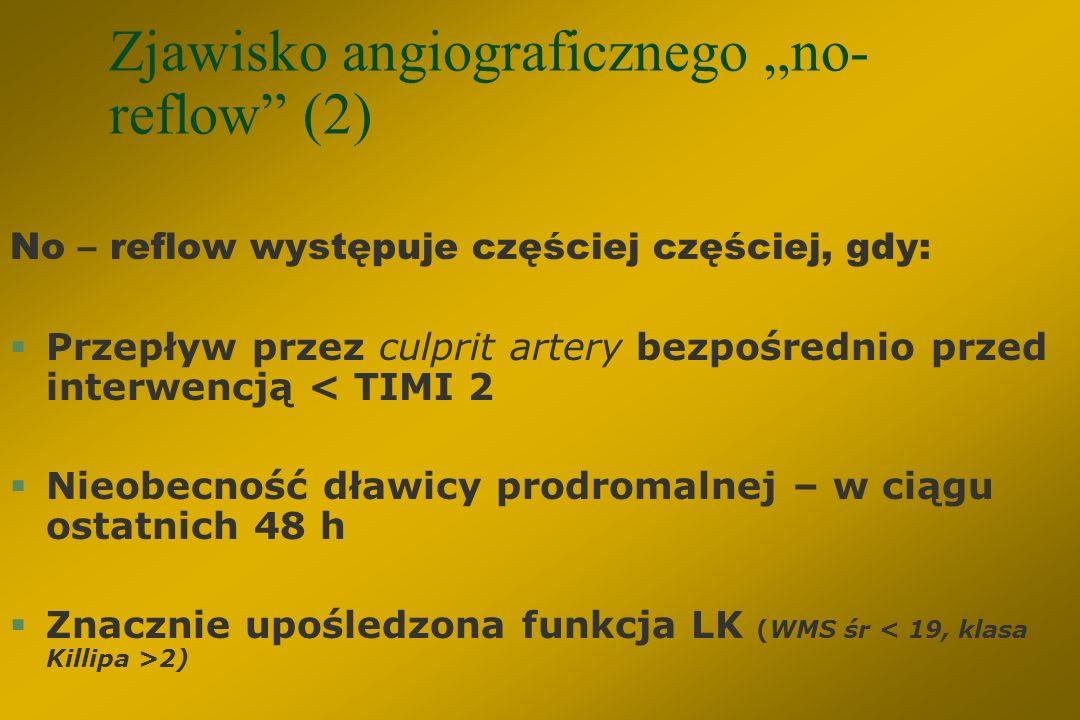 ALGORYTM POSTĘPOWANIA W ACS (wg. ESC) (Eur. Heart J. 2000 21:1406-1432)
