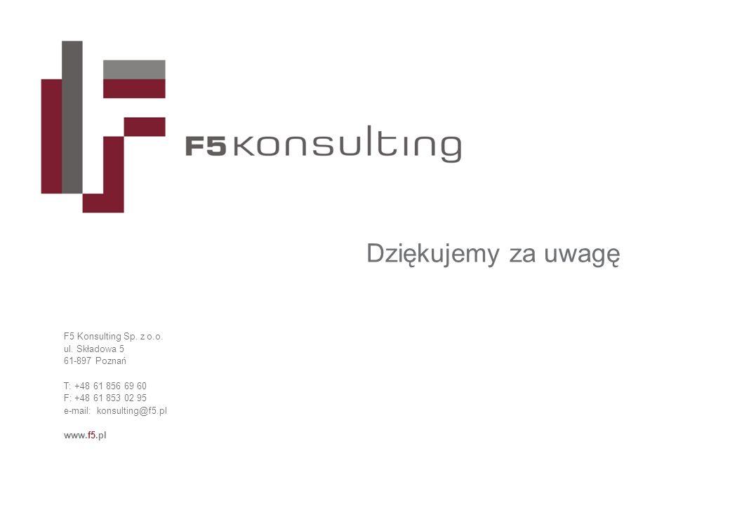 F5 Konsulting Sp. z o.o. ul.