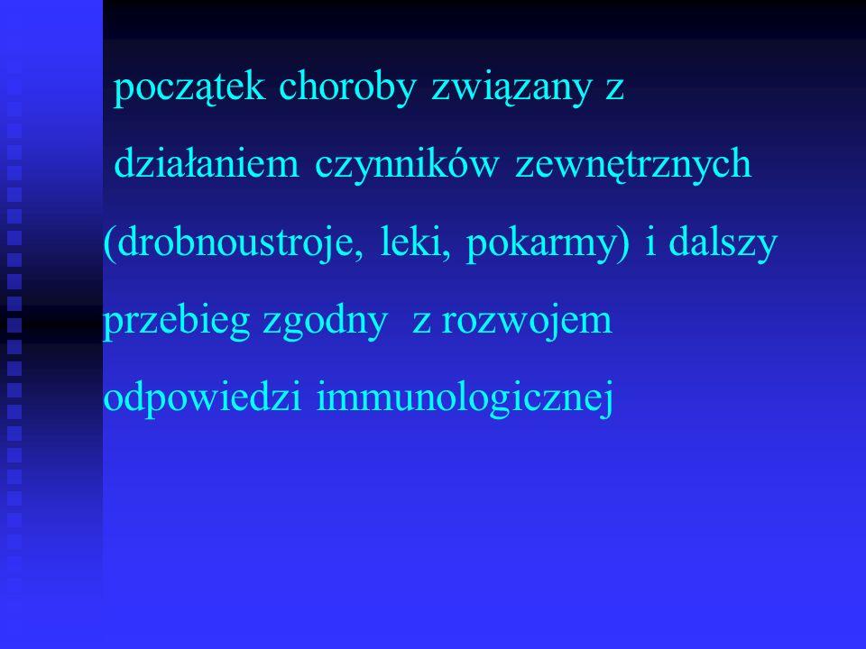 Leczenie - glomerulopatia c.d.