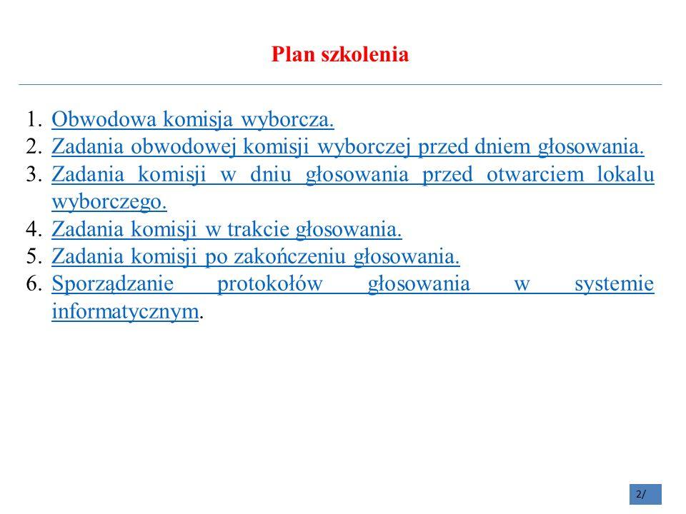 53/ Wypełnianie pkt.17 protokołów głosowania UWAGA.
