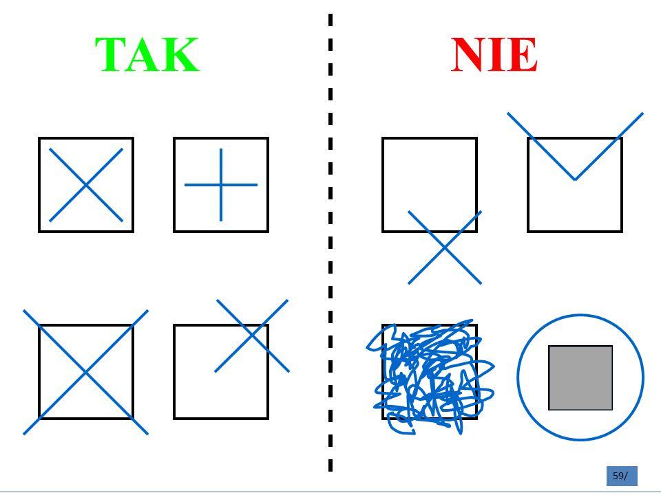 TAK NIE 59/