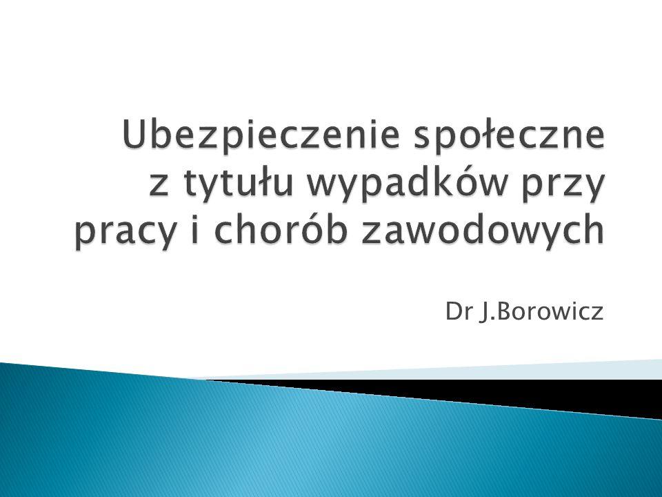 Dr J.Borowicz