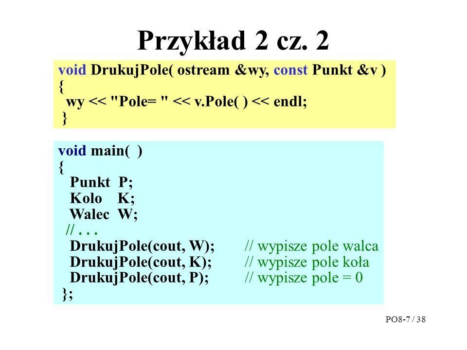 Przykład 2 cz.