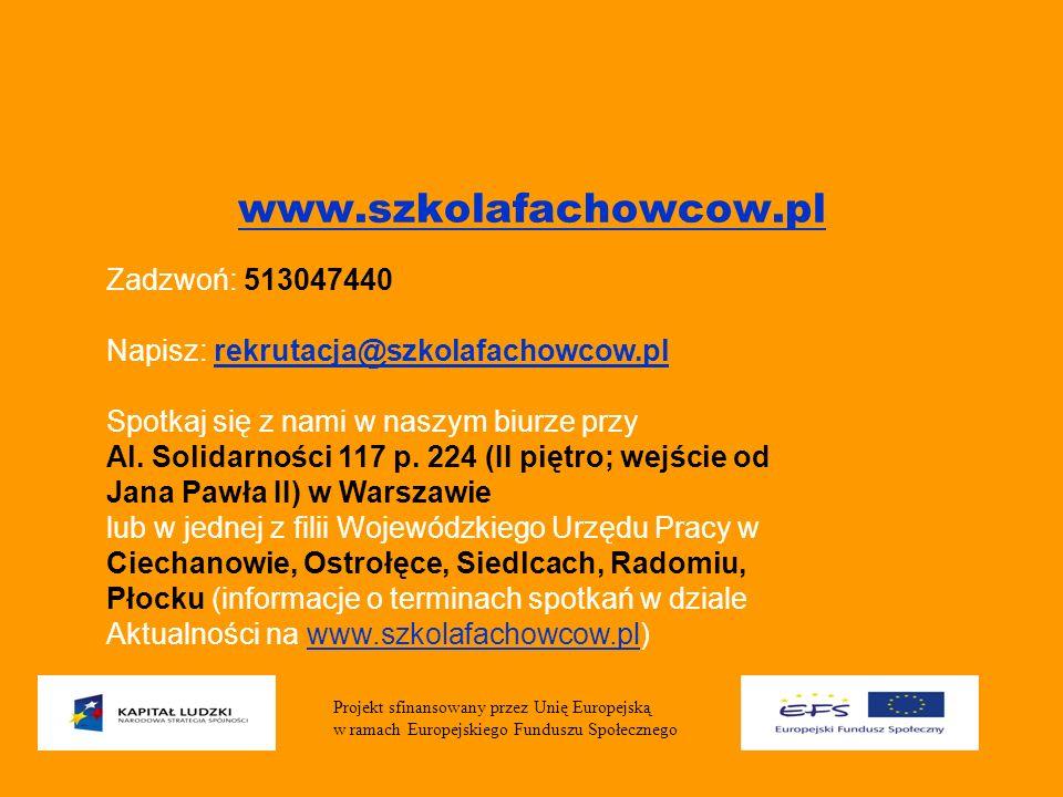 Budowlana Szkoła Fachowców www.szkolafachowcow.pl www.szkolafachowcow.pl Zadzwoń: 513047440 Napisz: rekrutacja@szkolafachowcow.plrekrutacja@szkolafachowcow.pl Spotkaj się z nami w naszym biurze przy Al.