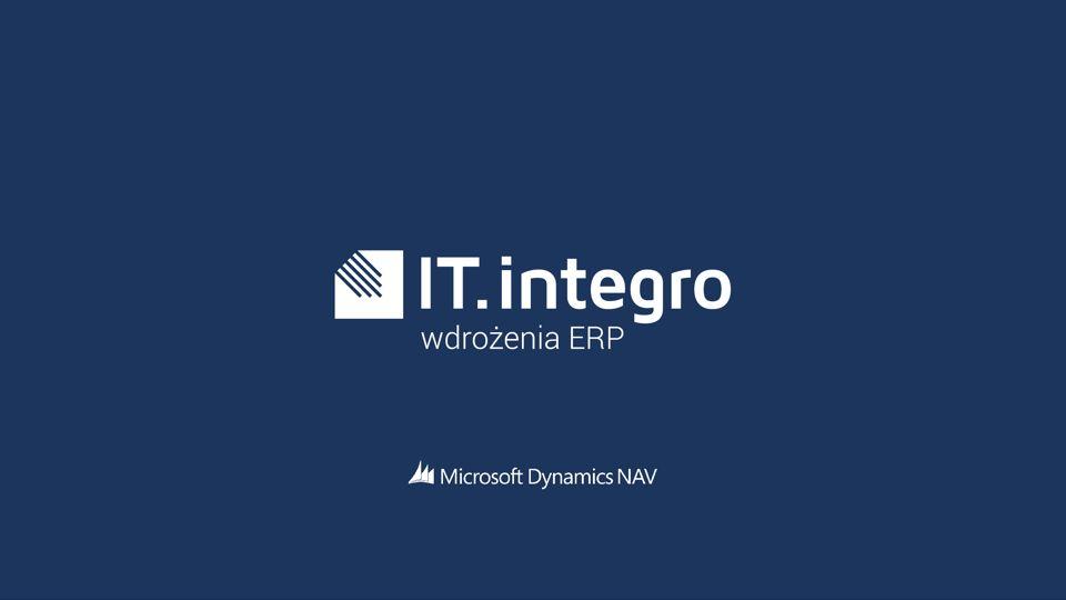 """Misja IT.integro 2 """"Łącząc kompetencje, doświadczenie i szanse rozwoju z ambicjami naszych klientów, pracowników oraz partnerów, skutecznie realizujemy projekty wdrożeniowe informatycznych systemów wspomagających zarządzanie."""