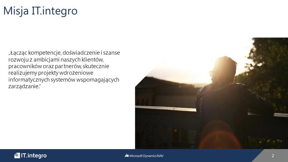 33 Kontakt: IT.integro Sp.z o.o., ul.