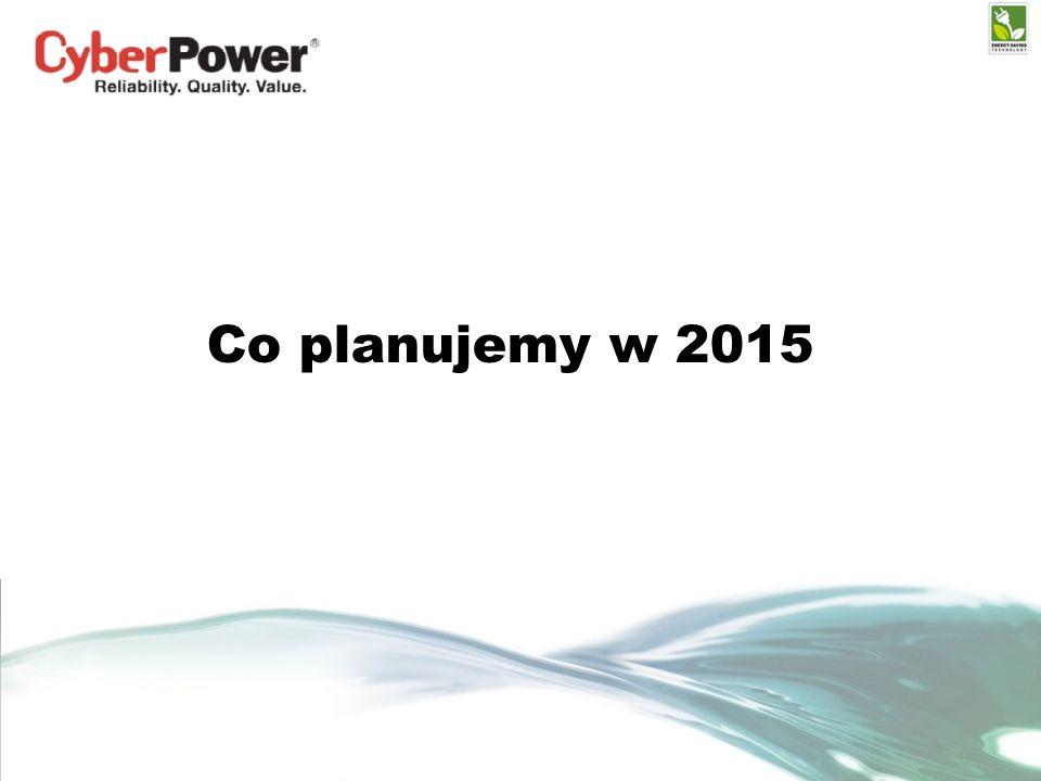Co planujemy w 2015