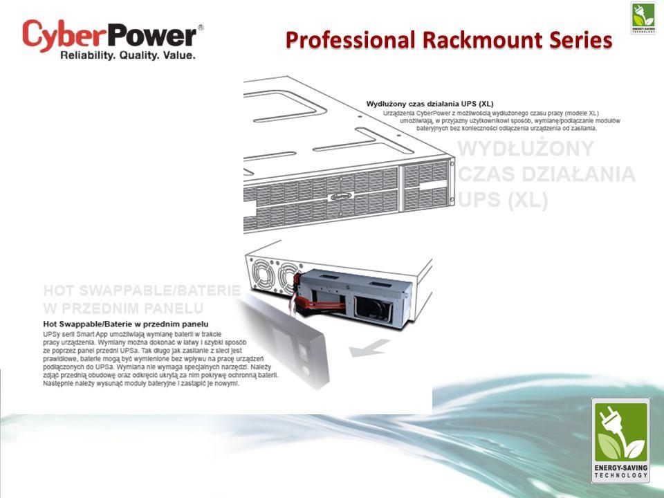 Professional Rackmount Series