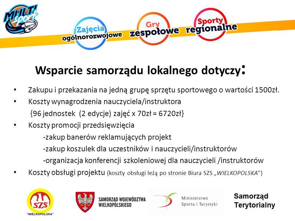 Zastrzeżenie: Projekt będzie realizowany po zatwierdzeniu i uchwaleniu budżetu przez Samorząd Województwa Wielkopolskiego.
