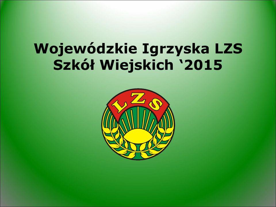 Wojewódzkie Igrzyska LZS Szkół Wiejskich '2015